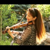 Kerry McDermott, violin