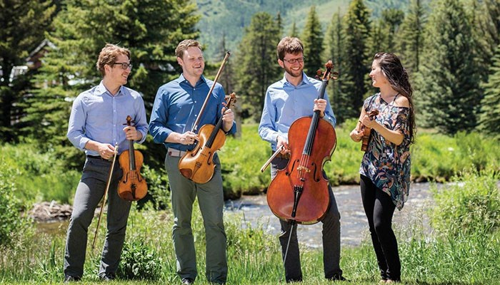 Chamber Musicians in Residence
