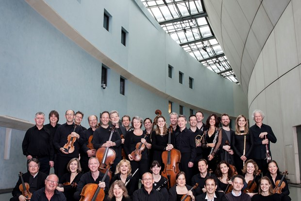 Chamber Orchestra of Europe: Canceled